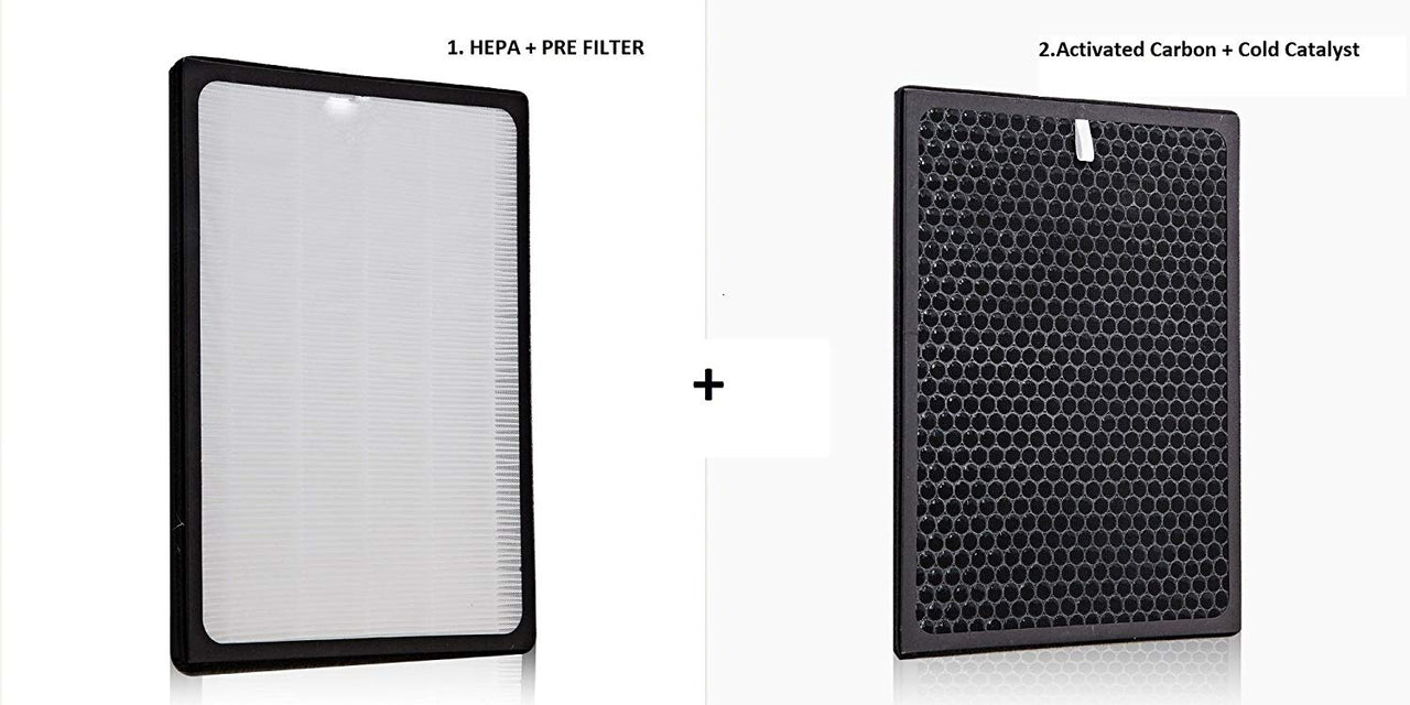 Purita Elegance PC - 1912  (Carbon filter + Hepa filter)