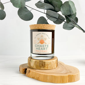 Candle: Chaste Heart