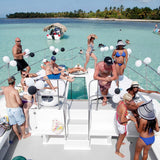 Tour Party Boat desde Santo Domingo - Tour Arena