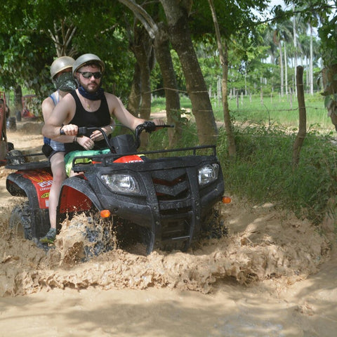 Excursion ATV Four Wheel Punta Cana - Tour Arena