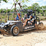 Buggies excursion in Punta Cana (daily) - Tour Arena