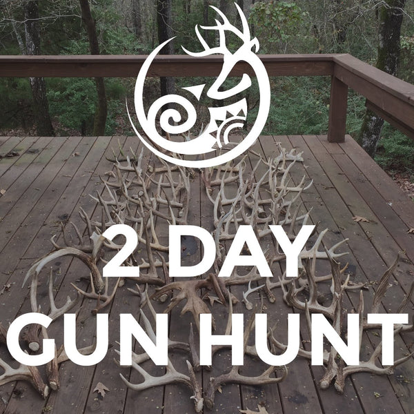 2 Day Gun Hunt - Ohio Guide Outfitters