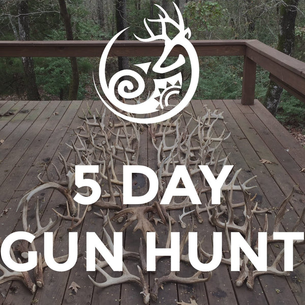 5 Day Gun Hunt - Ohio Guide Outfitters