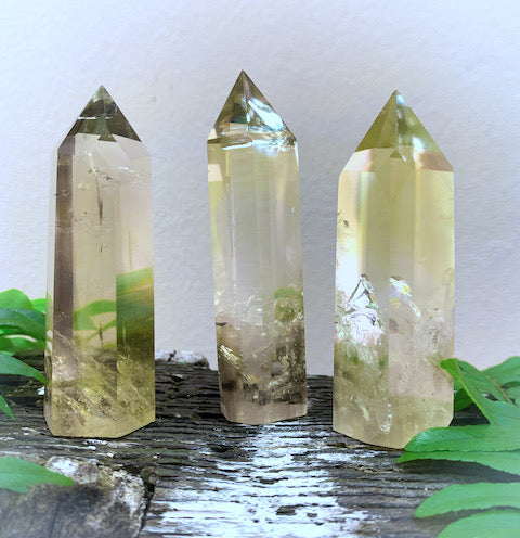 crystals for abundance and manifesting