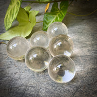 QUARTZ CRYSTAL MINI ORB