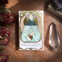 Ethereal Visions Tarot Deck in box by Matt Hughes