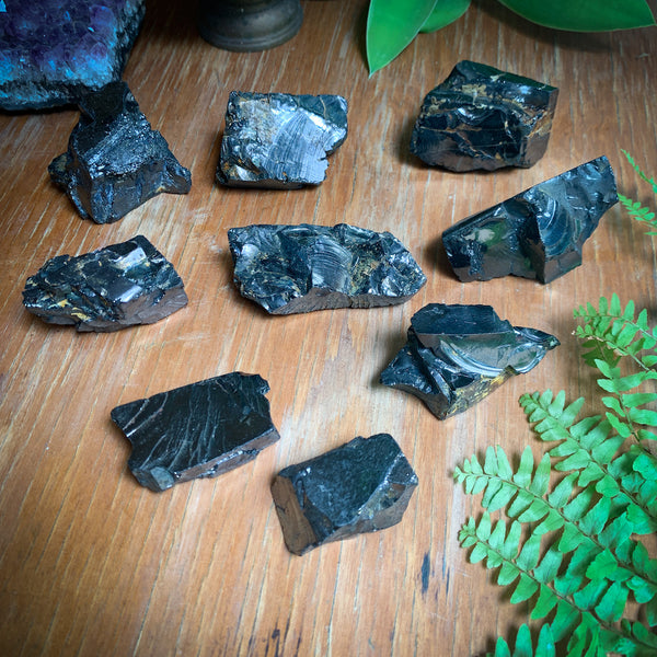 Elite Shungite crystal natural chunks