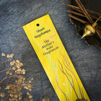 The Mother's India Shanti Nagchampa Incense Pack