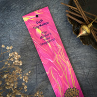 The Mother's India Oudh Nagchampa Incense Pack