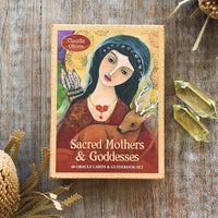 SACRED MOTHERS & GODDESSES ORACLE