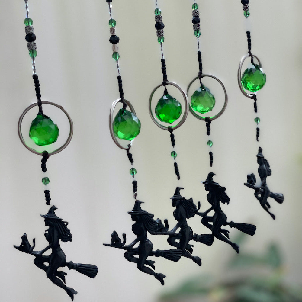 WITCHY CHANDELIER DROPS