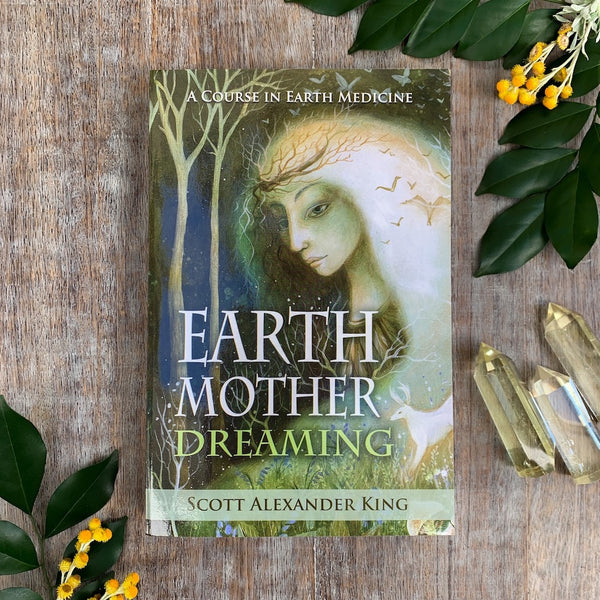 Earth Mother Dreaming Book by Scott Alexander King