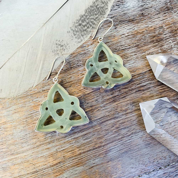GODDESS TRIAD EARRINGS