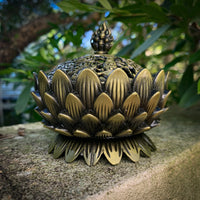 Lotus Resin Burner