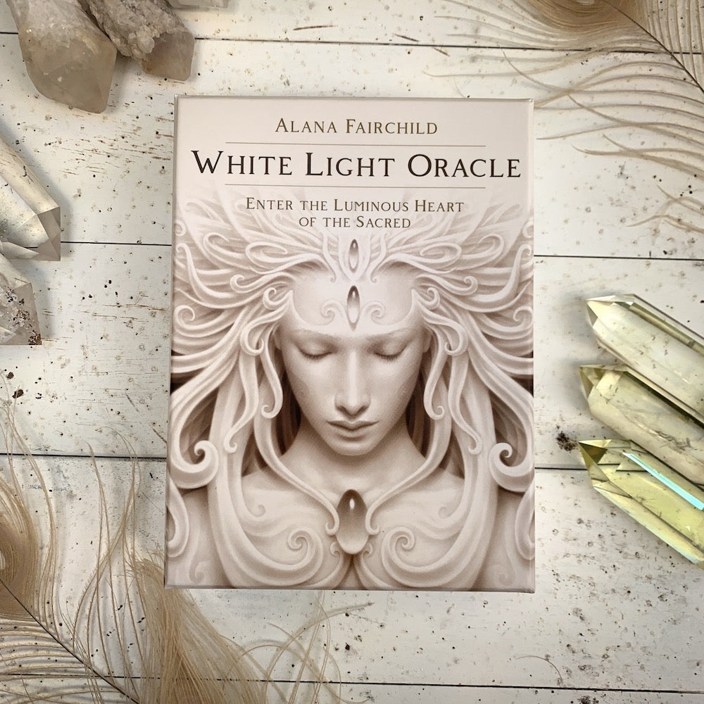 White Light Oracle Deck by Alana Fairchild