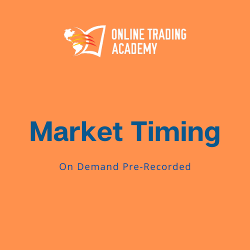 Market Timing On-Demand (pre-recorded)