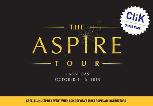 Aspire Tour: Global Investors Summit Las Vegas NV October 4-6