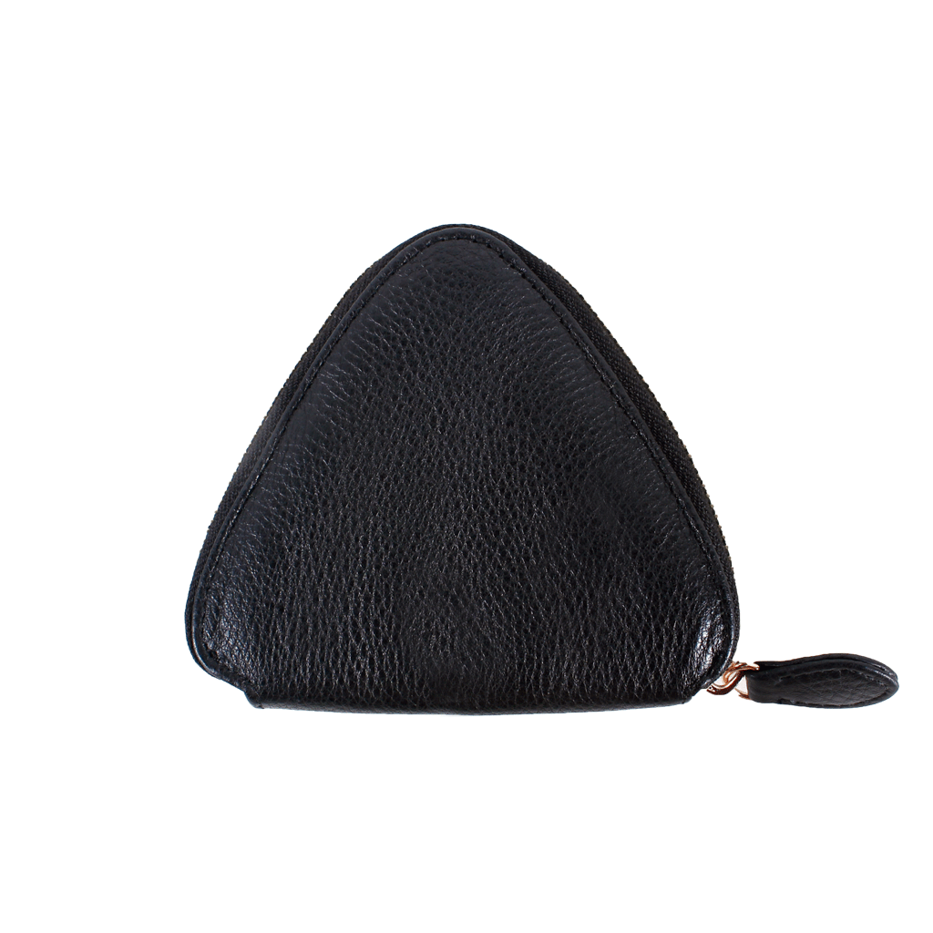 TAT_WHYSOSERIOUS_triangle purse_2286_black front