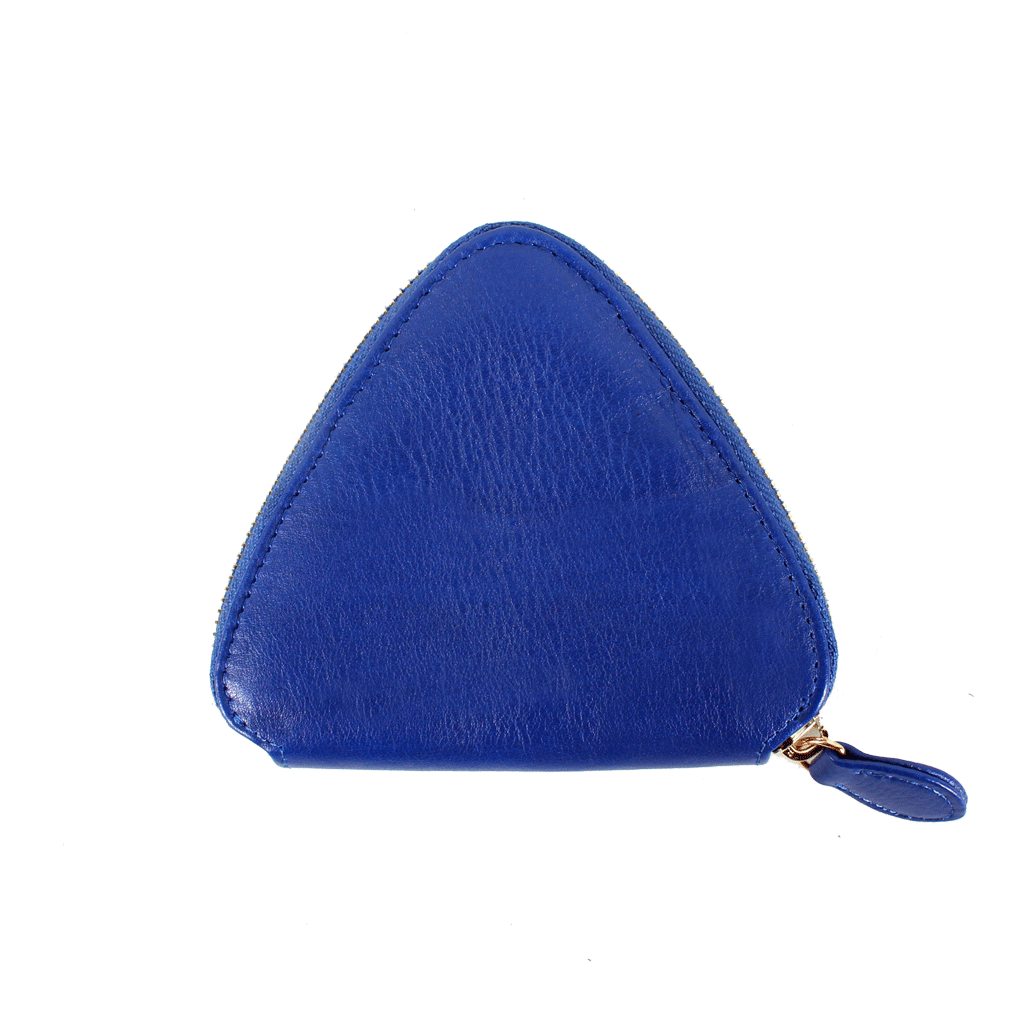 TAT_WHYSOSERIOUS_triangle purse_2286_blue front