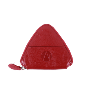 TAT_WHYSOSERIOUS_triangle purse_2286_red back with card slot