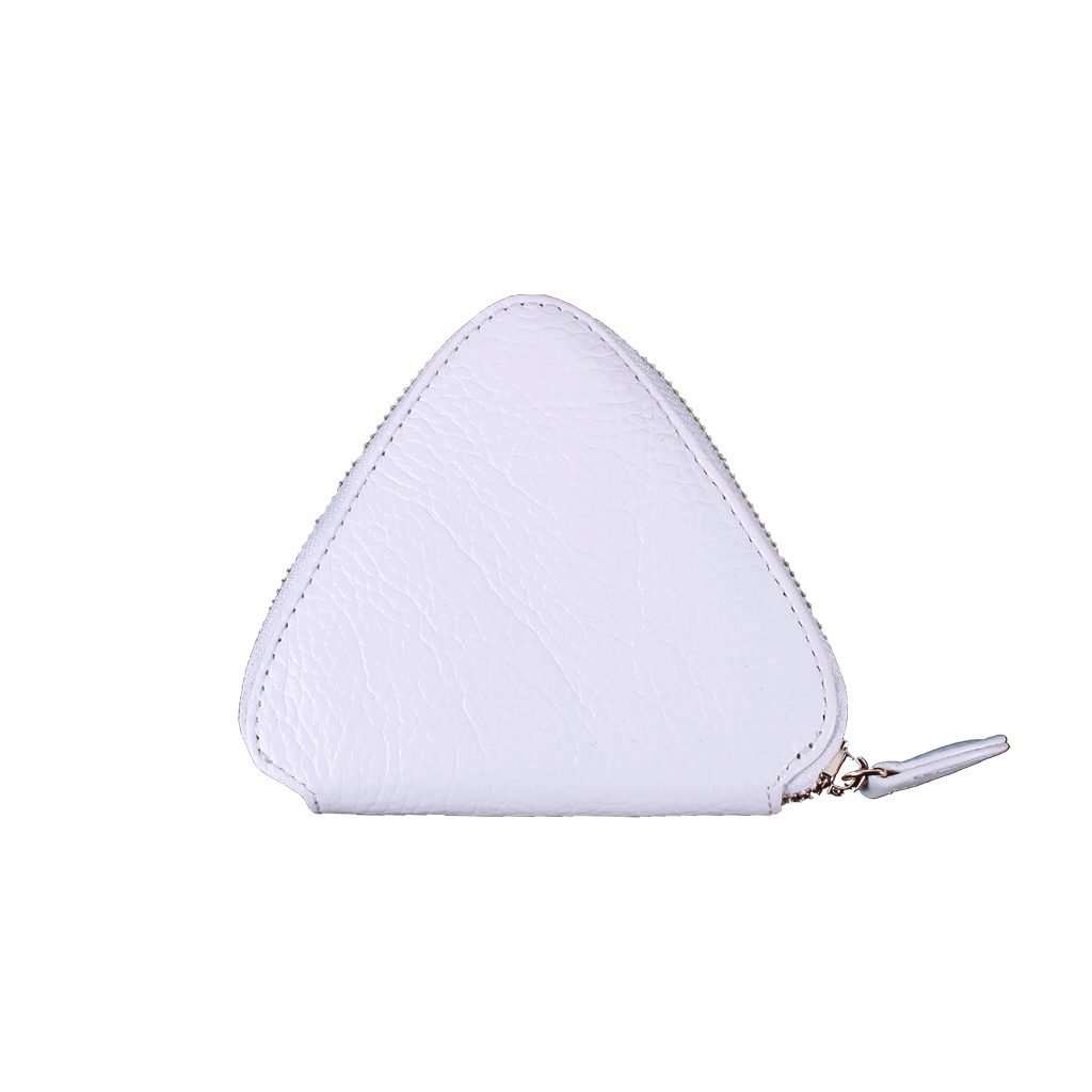 TAT_WHYSOSERIOUS_triangle purse_2286_white front