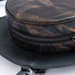 TAT_illusory_hatbackpack_191002 _hardrock_cow leather close up
