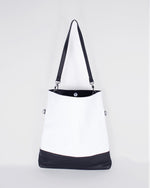 TAT_normcore_14583_twotone shoulder bag_mouth open