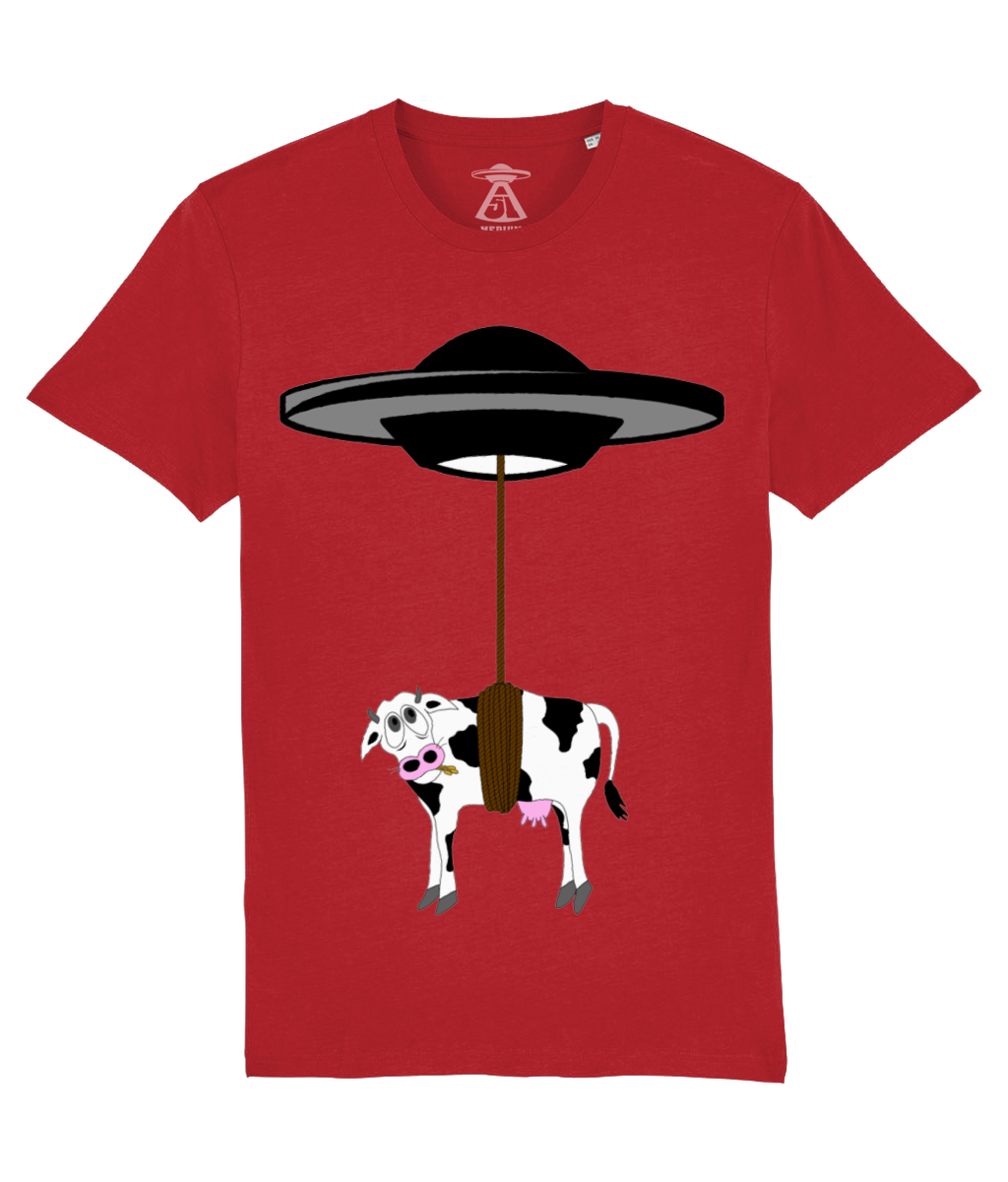 Abductstring - T-Shirt For Men - Abduction 51 Extraterrestrial Streetwear | UFO & Alien Inspired