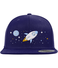 Load image into Gallery viewer, Blast Off - Snapback Cap