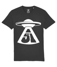 Load image into Gallery viewer, First Contact - T-Shirt For Men - Abduction 51 Extraterrestrial Streetwear | UFO & Alien Inspired