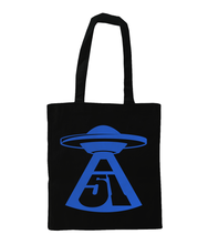 Load image into Gallery viewer, First Contact - Tote Bag - Abduction 51 Extraterrestrial Streetwear | UFO & Alien Inspired