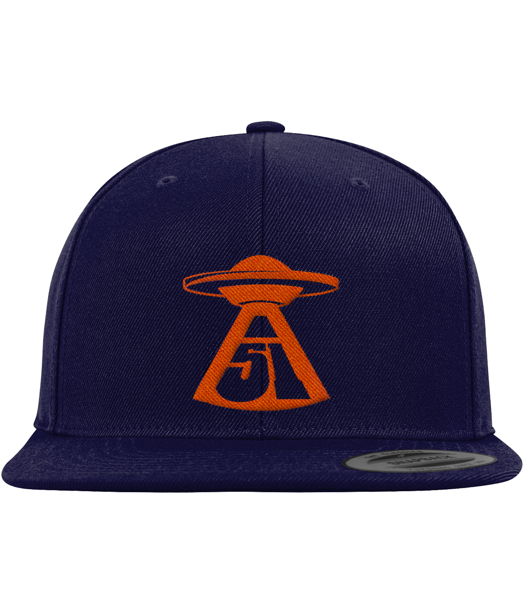 First Contact - Snapback Cap