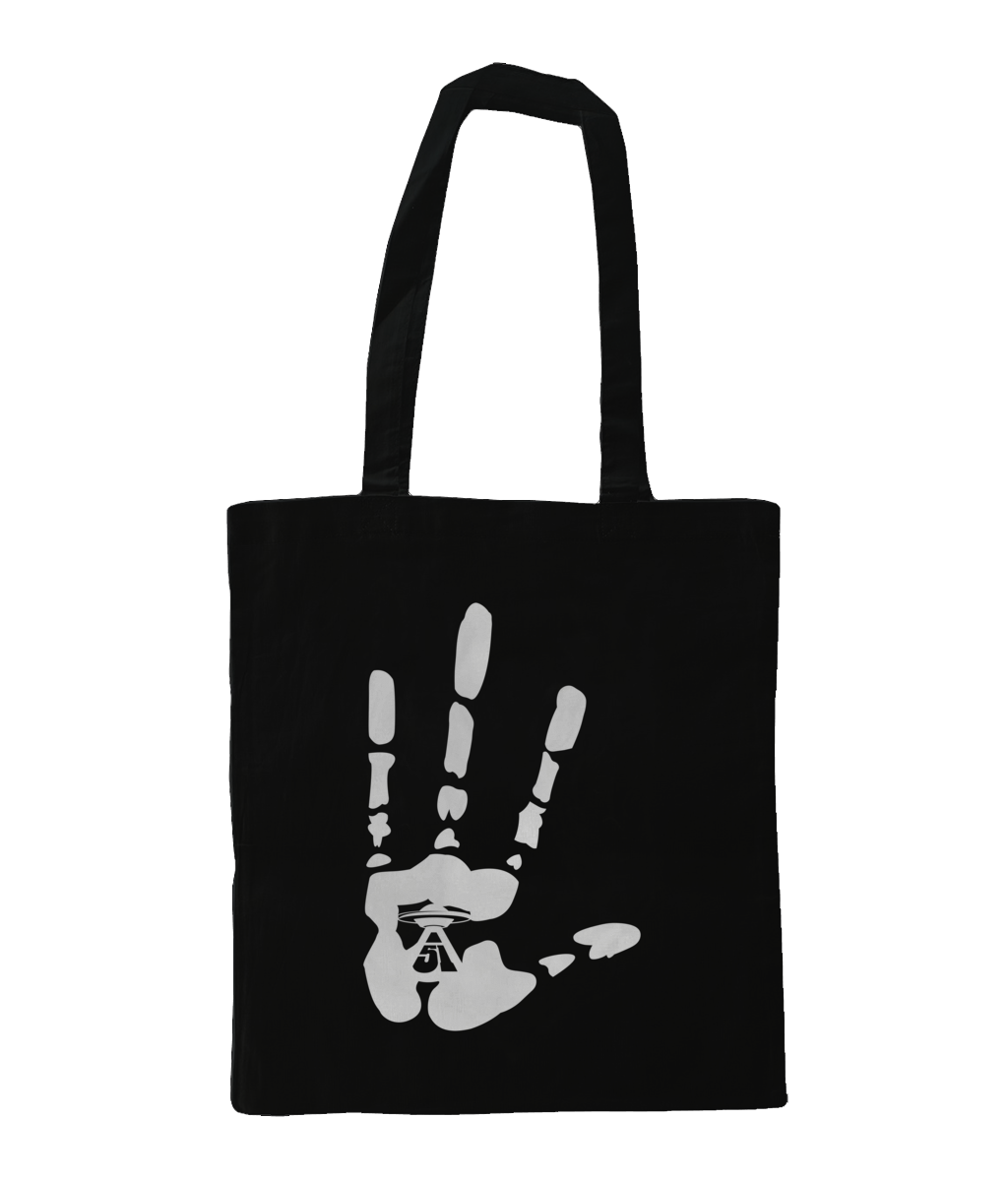 High Four - Tote Bag - Abduction 51 Extraterrestrial Streetwear | UFO & Alien Inspired
