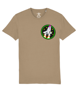 In To Orbit - T-Shirt For Men - Abduction 51 Extraterrestrial Streetwear | UFO & Alien Inspired