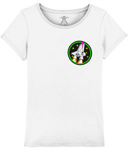 In To Orbit - T-Shirt For Women - Abduction 51 Extraterrestrial Streetwear | UFO & Alien Inspired