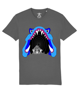 Marvin - T-Shirt For Men - Abduction 51 Extraterrestrial Streetwear | UFO & Alien Inspired