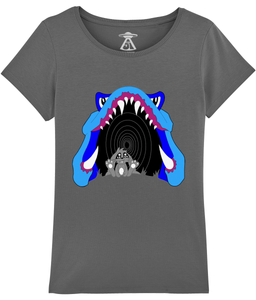 Marvin - T-Shirt For Women - Abduction 51 Extraterrestrial Streetwear | UFO & Alien Inspired