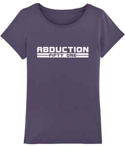 RD - T-Shirt For Woman - Abduction 51 Extraterrestrial Streetwear | UFO & Alien Inspired