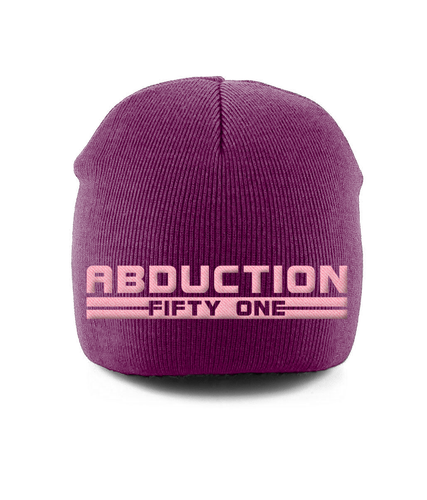 RD - Beanie - Abduction 51 Extraterrestrial Streetwear | UFO & Alien Inspired