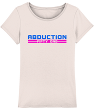 Load image into Gallery viewer, RD - T-Shirt For Woman - Abduction 51 Extraterrestrial Streetwear | UFO & Alien Inspired