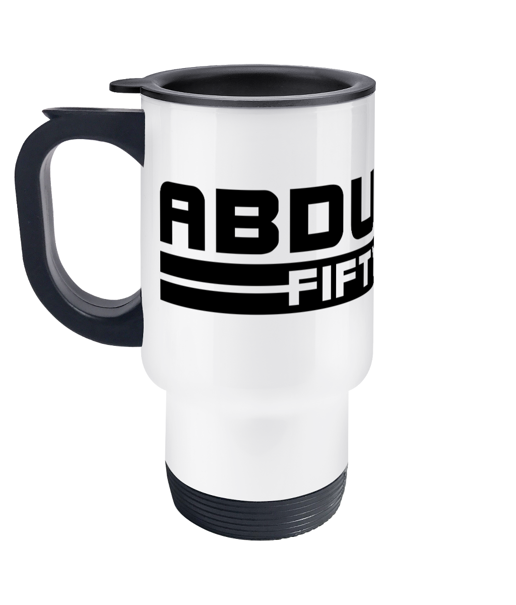 Travel Mug - Abduction 51 Extraterrestrial Streetwear | UFO & Alien Inspired