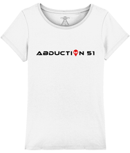 Load image into Gallery viewer, Sci-51 - T-Shirt For Women - Abduction 51 Extraterrestrial Streetwear | UFO & Alien Inspired