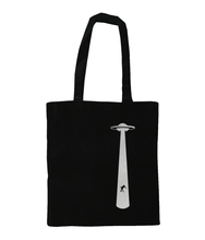 Load image into Gallery viewer, Take The Humans - Tote Bag - Abduction 51 Extraterrestrial Streetwear | UFO & Alien Inspired