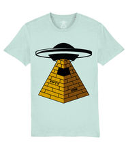 Load image into Gallery viewer, They Built Them - T-Shirt For Men - Abduction 51 Extraterrestrial Streetwear | UFO & Alien Inspired