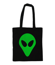 Load image into Gallery viewer, Timothy - Tote Bag - Abduction 51 Extraterrestrial Streetwear | UFO & Alien Inspired
