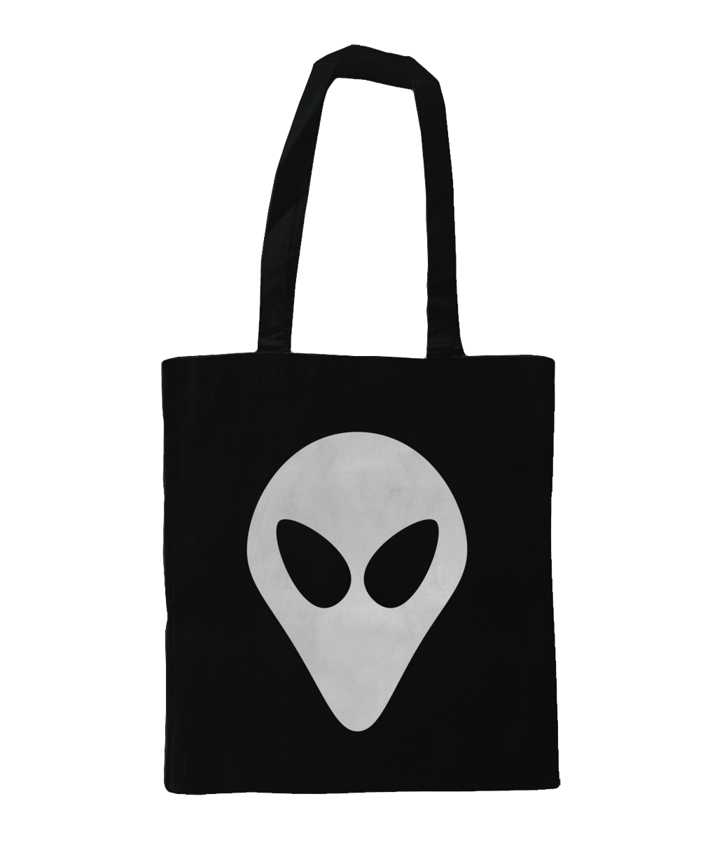 Timothy - Tote Bag - Abduction 51 Extraterrestrial Streetwear | UFO & Alien Inspired