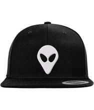 Load image into Gallery viewer, Timothy - Snapback Cap - Abduction 51 Extraterrestrial Streetwear | UFO & Alien Inspired