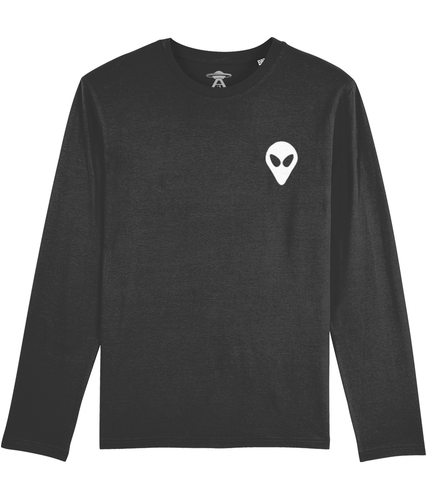 Timothy Little - Long Sleeve T-Shirt For Men - Abduction 51 Extraterrestrial Streetwear | UFO & Alien Inspired