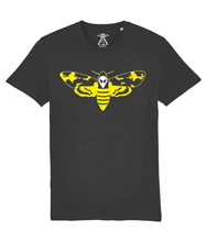 Load image into Gallery viewer, Tim's Head Moth - T-Shirt For Men - Abduction 51 Extraterrestrial Streetwear | UFO & Alien Inspired