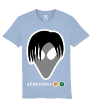 Load image into Gallery viewer, Tom Exists - T-Shirt For Men - Abduction 51 Extraterrestrial Streetwear | UFO & Alien Inspired